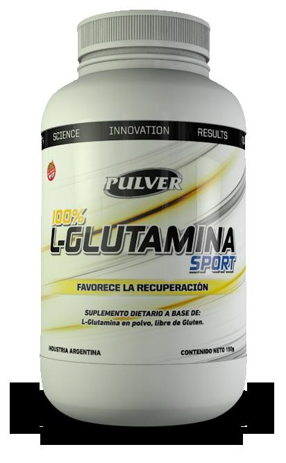 PULVER-L-Glutamina