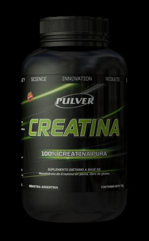 PULVER-creatina-300g